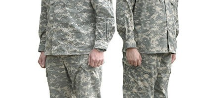 The Army Combat Uniform (ACU)