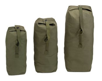 History of Military Duffle Bags