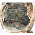 ILBE Backpack - Main Compartment View