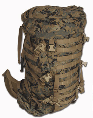 The USMC ILBE Military Backpack