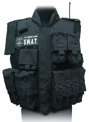 S.W.A.T. Tactical Vests