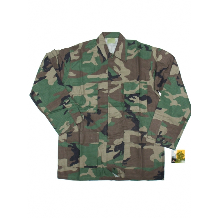 The Battle Dress Uniform (BDU)