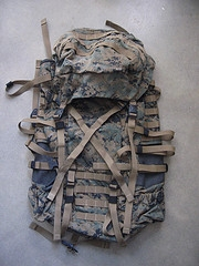 The Evolution of the MOLLE Backpack