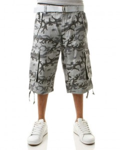 Camouflage Cargo Shorts – nx Surplus